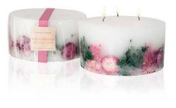 candle packaged sheet