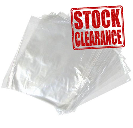 polythene bags clearance