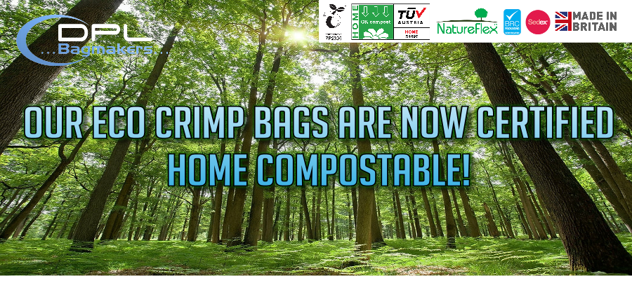 Eco bags banner