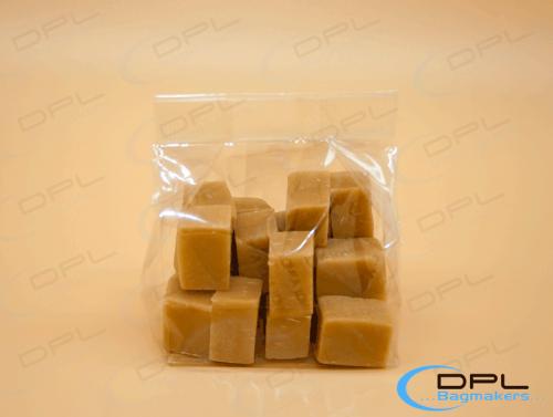 Natureflex Sos Block bottom bags